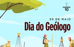 30 de Maio - Dia do Geólogo