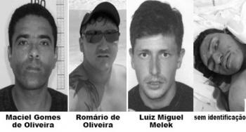 Polícia identifica 3 bandidos mortos em confronto com o Bope