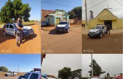 PM de Denise apreende menores por condução perigosa de veículo