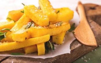 Receita Típica Junina - Polenta frita