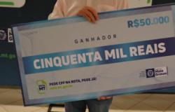 Sorteio especial de São João dará cinco prêmios de 50 mil reais