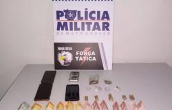 Operação Narco Brasil prende mais 4 por tráfico em Tangará