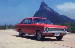 Conheça detalhes sobre a história do Chevrolet Opala