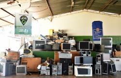 Nova Olímpia realiza Campanha Leve de arrecadação de lixo eletrônico