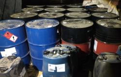 Seis são presos em flagrante por tráfico de drogas e apreendidos 3,6 mil litros de produtos químicos