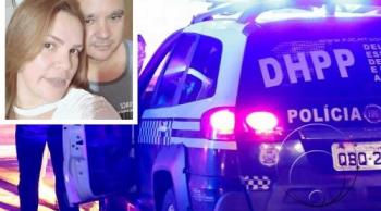 Homem mata ex-esposa com 3 tiros e comete suicídio