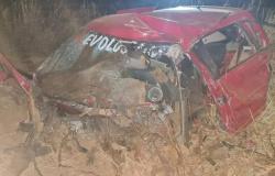 Homem morre em gravíssimo acidente de trânsito em Campo Novo do Parecis