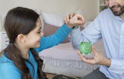 Gestão financeira também depende dos pais a ensinar os filhos a economizar desde pequeno