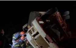 Motorista perde controle de carreta e morre na MT 480