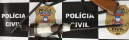 CRIME BÁRBARO – Polícia Civil identifica suspeitos e apreende armas de fogo em investigação de homicídio contra mulher