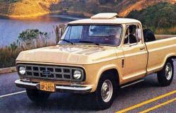 Força a qualquer prova: conheça a história da Chevrolet C-10