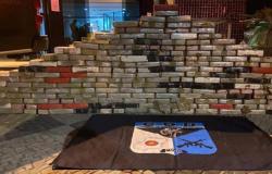 Operação conjunta apreende carga de cocaína avaliada em R$ 20 milhões