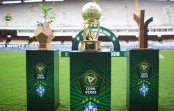 Com três times de MT, CBF divulga tabela básica da Copa Verde 2021