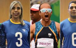 Três atletas representam Mato Grosso nas Paraolimpíadas de Tóquio