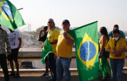 83 cidades, incluindo todas as capitais, registram atos a favor de Bolsonaro