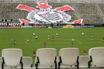 Corinthians estuda penhora de TVs para pagar dívidas