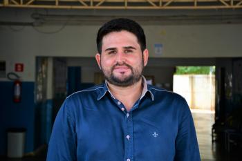 Nova Olímpia - Secretário de Saúde, Júnior Santi segue confiante e conta com a parceria de todos