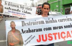 """""""Que Rodrigo descanse em paz"""", diz mãe de soldado tangaraense morto após treinamento"""