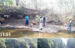 Três homens foram presos por garimpo ilegal na zona rural de Alto Paraguai