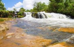 Festa em cachoeira tem rapaz de 20 anos baleado nas costas em Alto Paraguai