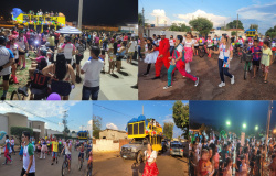 COF Kid's – Uma Tarde com muita Alegria pelas ruas de Nova Olímpia (com galeria de fotos)