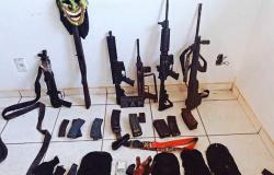Em um mês, PM apreende 175 armas de fogo e 2 toneladas de entorpecentes na Capital e no interior