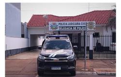 Suspeito de agredir namoradas que conhecia pela internet é preso pela Polícia Civil de Campo Novo do Parecis