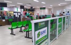 Cuiabá oferece 436 vagas de emprego com salário de até R$1,8 mil; confira as funções