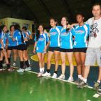 hauahuahauhauhauahhauhauahuahuahauhuHandebol feminino é campeão dos XXXIII JOREM´s