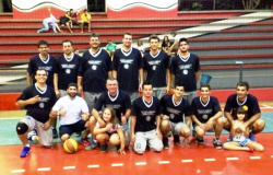 Equipe de Alta Floresta pronta para o estadual adulto de basquetebol