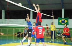 Copa Sesc de Voleibol terá inicio nessa quarta