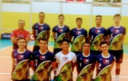 Mato Grosso estréia com vitória no Brasileiro Sub/18 de voleibol