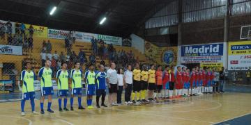 17ª COPA ITERCOMERCIAL DE FUTSAL/2019