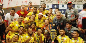 20ª COPA CENTRO AMÉRICA DE FUTSAL - 2019 - FINAL