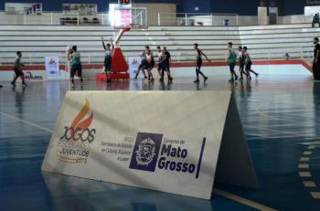 JOGOS ESCOLARES - Escolas campeãs estaduais das modalidades coletivas são definidas em Mato Grosso