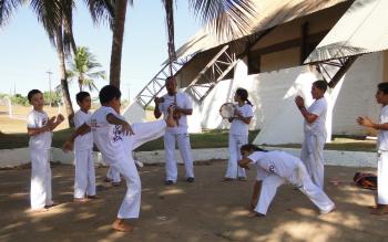 1° Encontro Cultural de Capoeira acontece neste final de semana