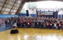 """Projeto """"De Mãos Dadas"""" foi realizado em Alta Floresta"""