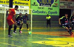 Copa 5S de Futsal começa na segunda. Confira os jogos!