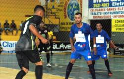 Semana decisiva na Copa Papai Noel de Futsal. Hoje tem quartas de finais