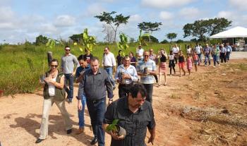AGENDA 2030 - Ações sustentáveis são realizadas em Alta Floresta