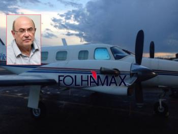 HECATOMBE PANTANEIRA - Ex-deputado devolve bens em delação; avião já é usado pelo Estado