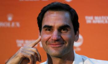 Roger Federer propõe em rede social a fusão da ATP com a WTA