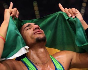 Atleta nascido no Nortão vira promessa no salto triplo para Olimpíada de Tóquio