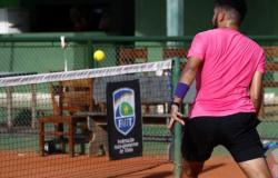 Copa de Tênis começa nesta 5ª feira em Nova Mutum