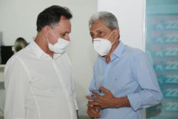 PACTO FEDERATIVO - Leitão cobra mais recursos aos municípios