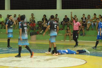 PÓS PANDEMIA - Bola rola nessa quarta pelos Jogos do Sesc de Futsal