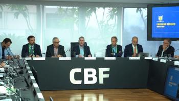 CBF e clubes debatem aumento de inscrições e voltam ao tema de público nos estádios nesta sexta