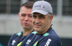 """Chamusca, técnico do Cuiabá, também diz """"não"""" ao Cruzeiro, que volta a mirar Felipão"""