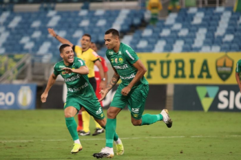 Série B 2020: Cuiabá vence CRB na Arena Pantanal