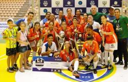 Uirapuru/Faipe/Cáceres e Associação Sinopense se enfrentam pela Copa do Brasil de Futsal Feminino